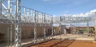 Steel Frame: Estruturas em Aço Leve